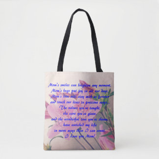 Mutter-Tagesazaleen Tasche