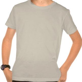 Mutter-und Baby-Eule Tshirts