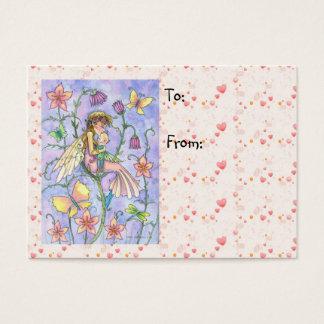 Mutter-und Baby-feenhafte Geschenk-Umbauten Visitenkarte