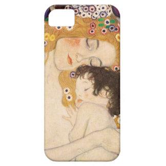 Mutter und Kind Gustav Klimt Etui Fürs iPhone 5