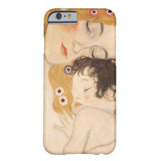 Mutter und Kind Gustav Klimt Barely There iPhone 6 Hülle