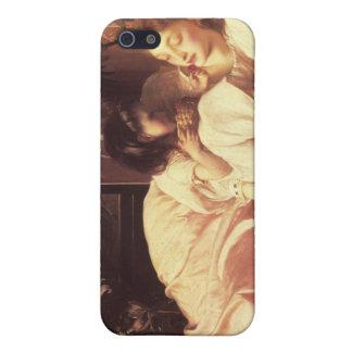 Mutter und Kind - Lord Frederick Leighton iPhone 5 Etui
