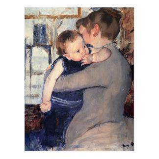 Mutter und Kind Marys Cassatt- Postkarten