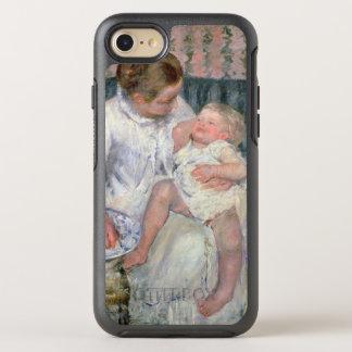 Mutter ungefähr, zum ihres schläfrigen Kindes, OtterBox Symmetry iPhone 8/7 Hülle