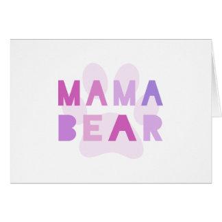 Mutterbär Karte