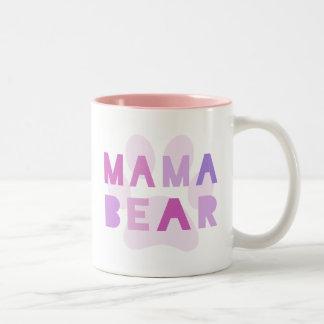 Mutterbär Zweifarbige Tasse