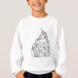 Muttermilchtröpfchen Sweatshirt
