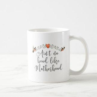 Mutterschafts-lustiges Zitat Kaffeetasse