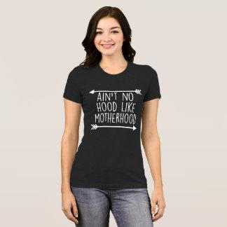 MuttertagesShirt aint keine Haube mögen T-Shirt