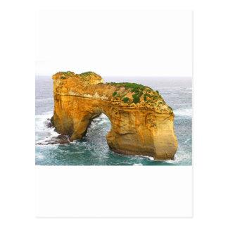 Muttonbird Insel, Schiffbruch-Küste, Australien Postkarte