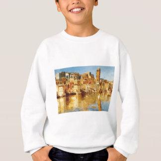 Muttra durch Edwin-Lord Weeks Sweatshirt