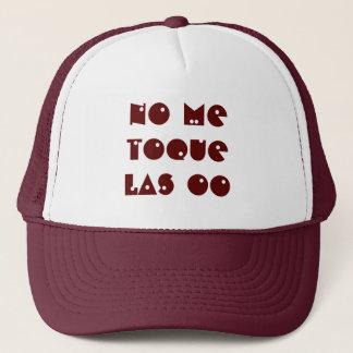 """Mütze """"berührt """"nicht oo mir"""" den personalisierten"""
