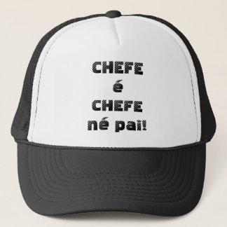 mütze Chef und Chef
