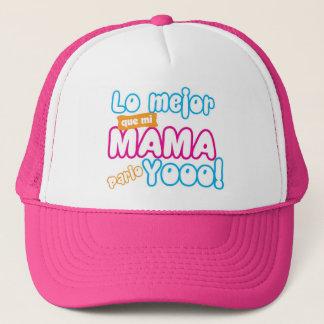 Mütze: Das sehr besseres gebar als meine Mama Truckerkappe
