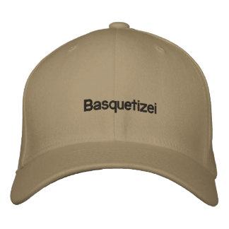 Mütze des Baseballs basquetizei Bestickte Kappe