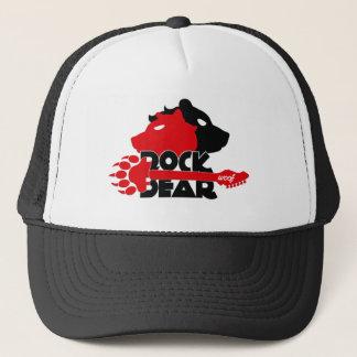 Mütze des Lkw-Fahrers Rock Bear Woof