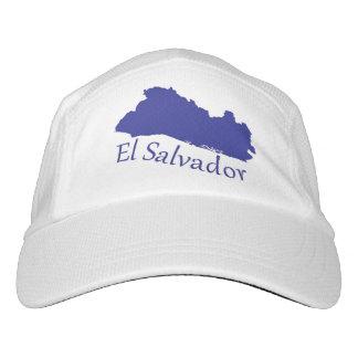 Mütze El Salvador Headsweats Kappe