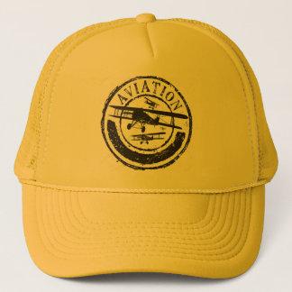 Mütze Importiert Trucker - Bild Luftfahrt