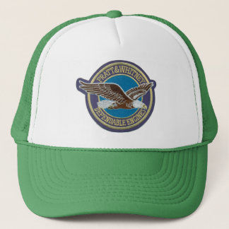 Mütze Importiert Trucker - Luftfahrt Pratt &