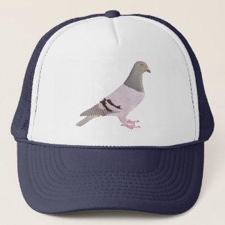 Mütze mit dem rollt Blau