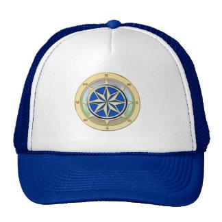 Mütze mit Windrose