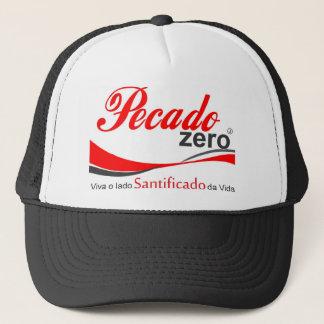 Mütze: Sünde Null Truckerkappe
