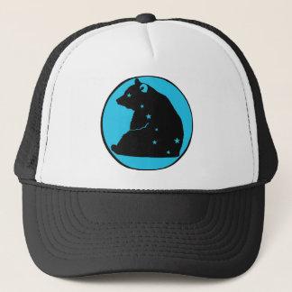 mütze wagt den blauen Major