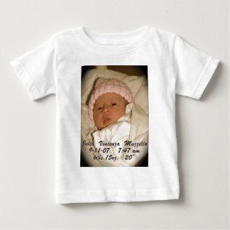 Muzzillo/Julia 3-12-09 Baby T-shirt