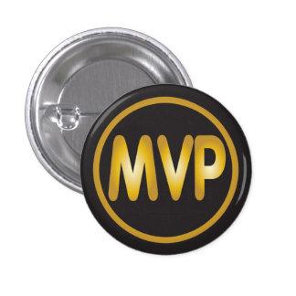 MVP das meiste wertvolle Spieler-Abzeichen Runder Button 3,2 Cm
