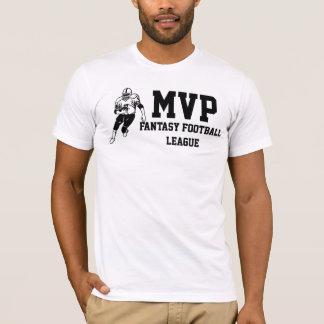 Mvp-Fantasiefußball T-Shirt