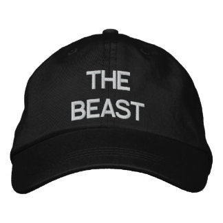 MWA der Tier-Hut Bestickte Kappe