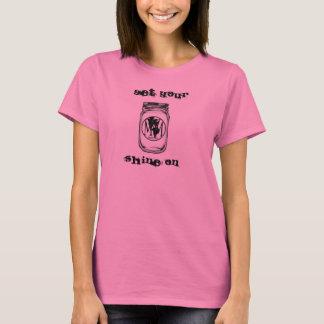 """MwM Frauen """"erhalten Ihren Glanz auf"""" Ausgabe T-Shirt"""