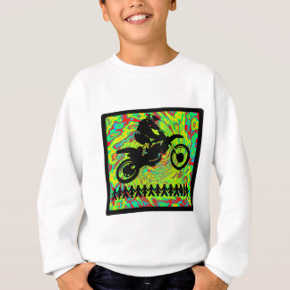 MX-Peitsche-Art Sweatshirt