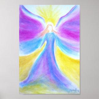 My first Sight An Angel Posterdruck