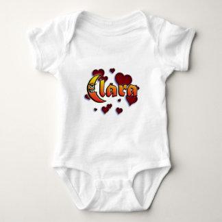 My name is Clara Baby Strampler