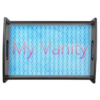 My-Vanity_Blue_Tropics (c) Eitelkeits-Behälter Serviertablett