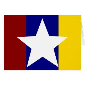 Myanmar-Polizei, Myanmar-Flagge Karte