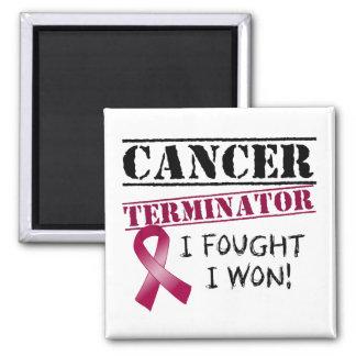 Myeloma-Krebs-Abschlussprogramm Kühlschrankmagnet
