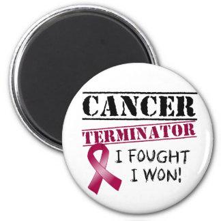 Myeloma-Krebs-Abschlussprogramm Kühlschrankmagnete