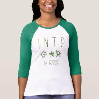 Myers-Briggs INTP der Architekten-T - Shirt