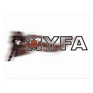 MYFA POSTKARTE