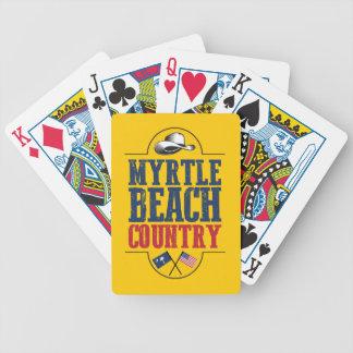 Myrtle- Beachland Bicycle Spielkarten