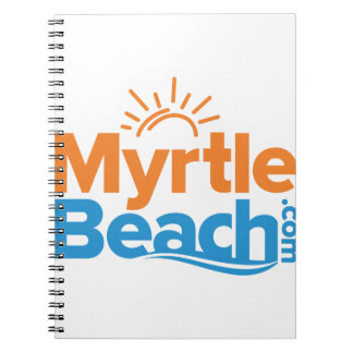 MyrtleBeach.com-Logo Notizblock