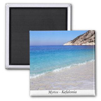 Myrtos - Kefalonia Kühlschrankmagnet