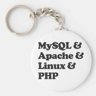 Mysql Apache Linux PHP Schlüsselanhänger