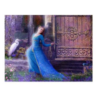 Mysteria Weg-Postkarte Postkarten