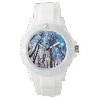 Mysteriöse Bäume Armbanduhr
