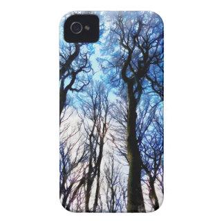 Mysteriöse Bäume iPhone 4 Cover