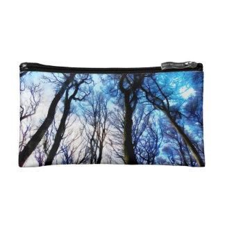 Mysteriöse Bäume Makeup-Tasche