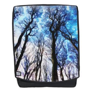 Mysteriöse Bäume Rucksack